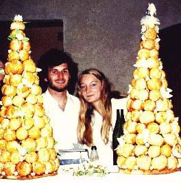 Tradition gateau de mariage
