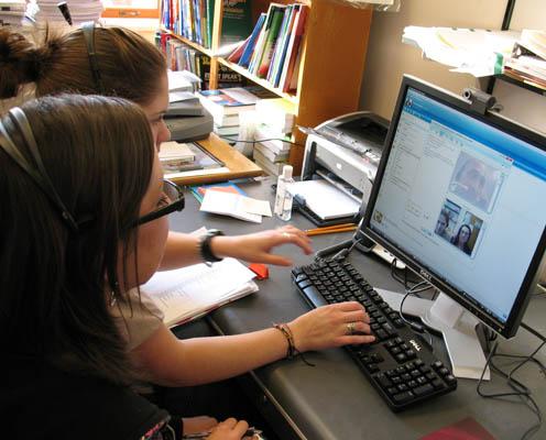 ... Windows Live Messenger, etc. use webcams to provide video for Internet ...