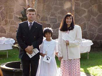 Vestidos de fiesta para madrina de primera comunion
